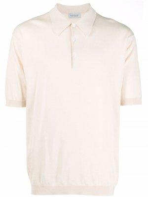 Рубашка поло Isis John Smedley. Цвет: нейтральные цвета