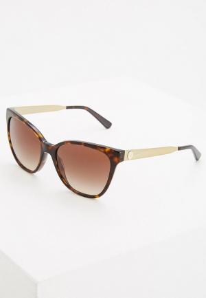 Очки солнцезащитные Michael Kors MK2058 329313. Цвет: коричневый