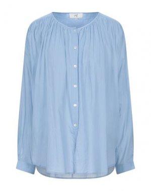 Pубашка JEFF. Цвет: лазурный