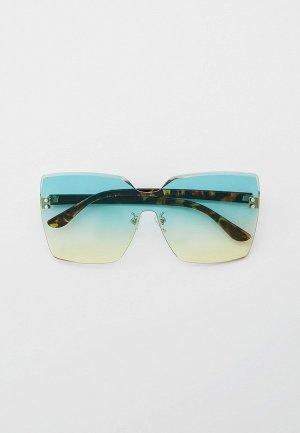 Очки солнцезащитные Bocciolo. Цвет: прозрачный