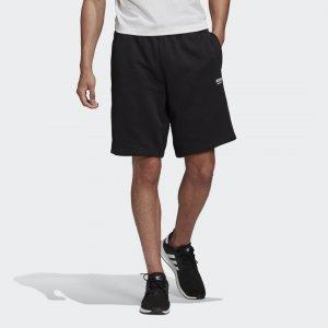 Шорты R.Y.V. Originals adidas. Цвет: черный