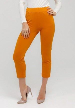 Капри Текстиль Хаус. Цвет: оранжевый