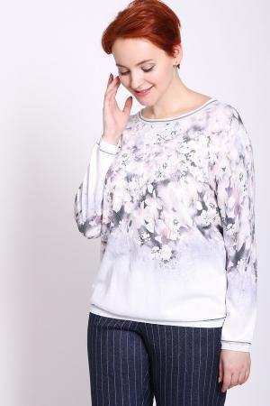 Пуловер Basler. Цвет: сиреневый