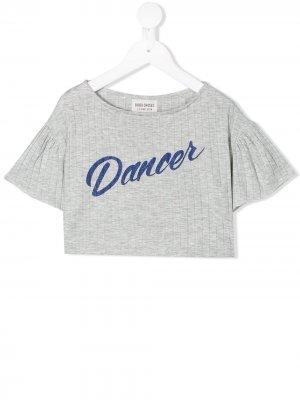 Dancer T-shirt Bobo Choses. Цвет: серый