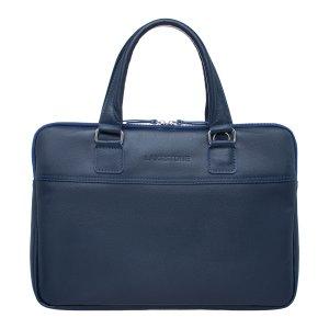 Деловая сумка для ноутбука Anson Dark Blue