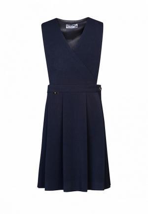 Платье Sky Lake. Цвет: синий