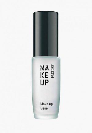 Праймер для лица Make Up Factory Base, 15 мл. Цвет: прозрачный