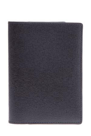 Обложка CANALI. Цвет: черный