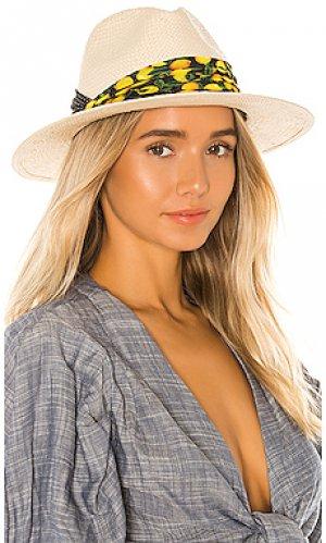 Шляпа billie Genie by Eugenia Kim. Цвет: цвет загара