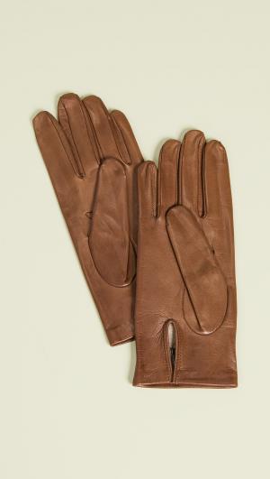 Full Leather Gloves Carolina Amato