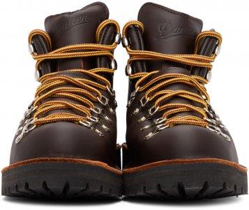 Brown Mountain Light Boots Danner. Цвет: brown