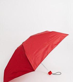 Компактный зонт original-Красный Hunter