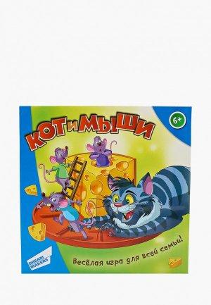 Игра настольная Dream Makers Кот и мыши. Цвет: разноцветный