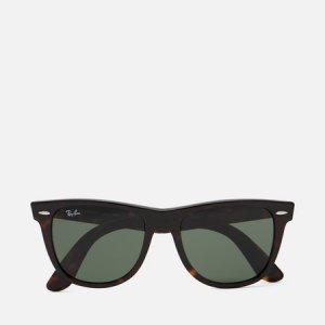 Солнцезащитные очки Original Wayfarer Classic Ray-Ban. Цвет: коричневый
