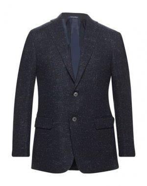 Пиджак PAL ZILERI. Цвет: темно-синий