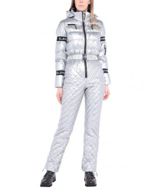 Лыжная одежда ELEMENT. Цвет: серебристый