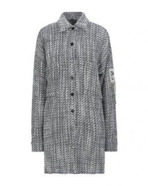 Пальто GAëLLE Paris. Цвет: серый