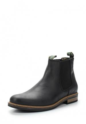 Ботинки Barbour Farsley. Цвет: черный