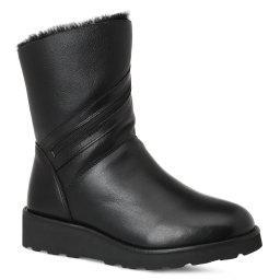 Ботинки U1008 черный RENDEZ-VOUS BY GIORGIO FABIANI