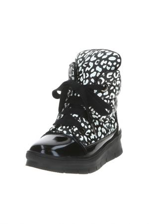Ботинки Jog Dog. Цвет: леопард мун
