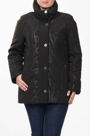 Куртка Loft. Цвет: черный