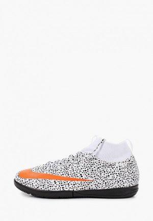 Бутсы зальные Nike JR SUPERFLY 7 ACADEMY CR7 IC. Цвет: разноцветный
