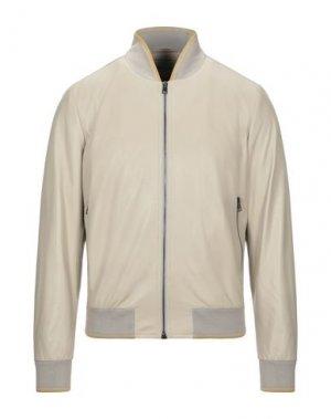 Куртка AFG' 1972. Цвет: бежевый