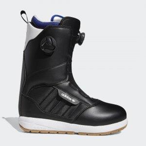 Сноубордические ботинки Response 3MC ADV Originals adidas. Цвет: черный