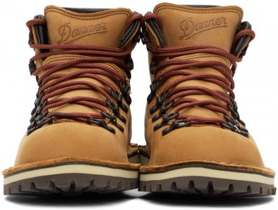 Tan Mountain Pass Boots Danner. Цвет: cathayspice