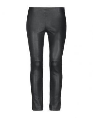 Повседневные брюки AKRIS PUNTO. Цвет: черный