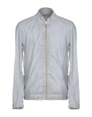 Куртка HAMAKI-HO. Цвет: светло-серый