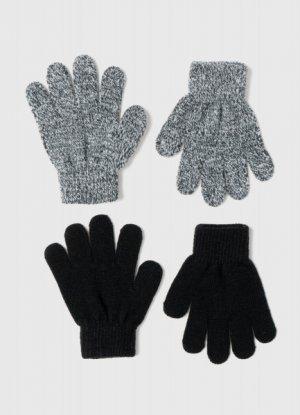 Комплект перчаток для мальчиков O`Stin. Цвет: черный