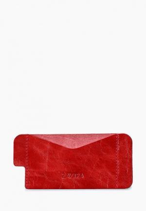 Чехол для iPhone Zavtra 5/5S. Цвет: красный