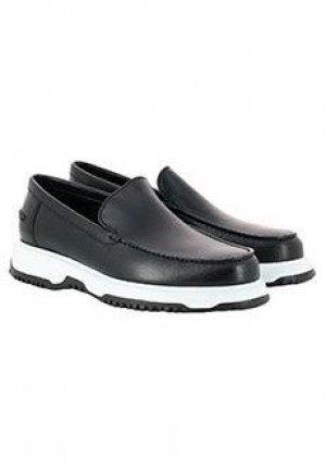 Спортивные ботинки A.TESTONI. Цвет: черный