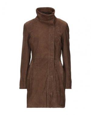 Куртка STEWART. Цвет: коричневый