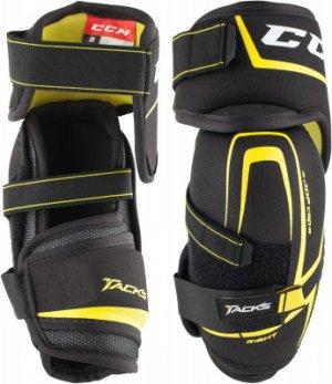 Налокотники хоккейные EP9040 SR CCM. Цвет: черный