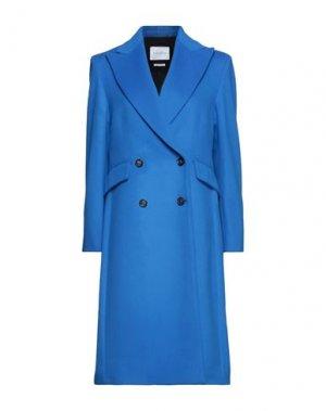 Пальто BALLANTYNE. Цвет: ярко-синий