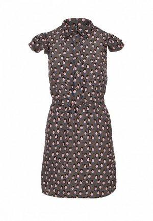 Платье LiberaVita LI002EWBNM18. Цвет: серый