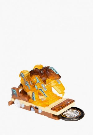 Игрушка Росмэн Дикие Скричеры.Машинка-трансформер СэндстормТайд л5 ТМ Screechers Wild. Цвет: разноцветный