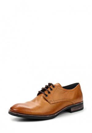 Туфли Frank Wright FR621AMLEE35. Цвет: коричневый
