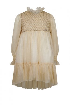 Платье Lesy. Цвет: gold
