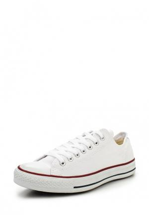 Кеды Converse ALL STAR OX OPTICAL WHITE. Цвет: белый