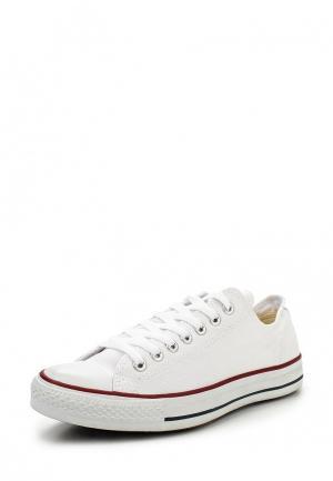 Кеды Converse ALL STAR OX OPTICAL WHITE. Цвет: белый