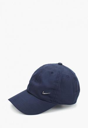 Бейсболка Nike HERITAGE86 KIDS ADJUSTABLE HAT. Цвет: синий