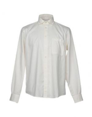 Pубашка ARMATA DI MARE. Цвет: слоновая кость