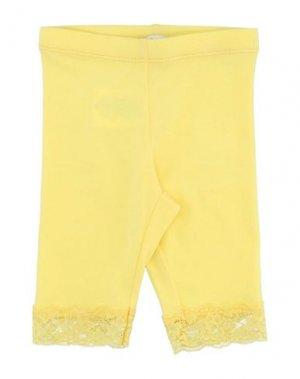 Легинсы ELSY. Цвет: желтый