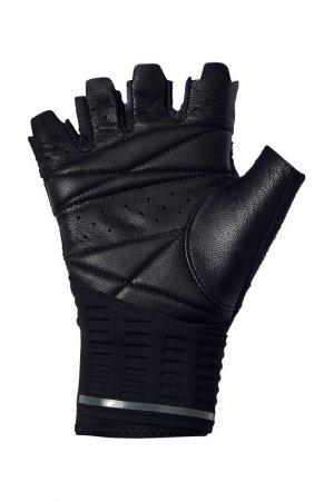 Перчатки для тренировок Glove Under Armour. Цвет: черный