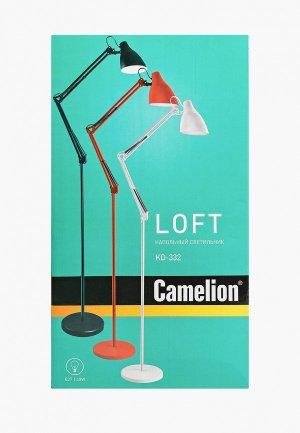 Светильник напольный Camelion KD-332 C14. Цвет: розовый