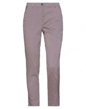 Повседневные брюки CARACTÈRE. Цвет: бежевый