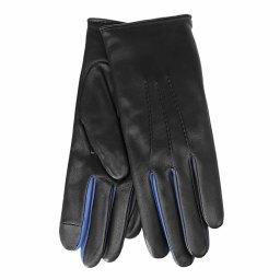 Перчатки JULIE/MULTI/W черный AGNELLE